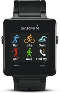 Garmin vivoactive Sport GPS-Smartwatch – 3 Wochen Batterielaufzeit, Sport Apps (Laufen, Radfahren, Schwimmen, Golfen)