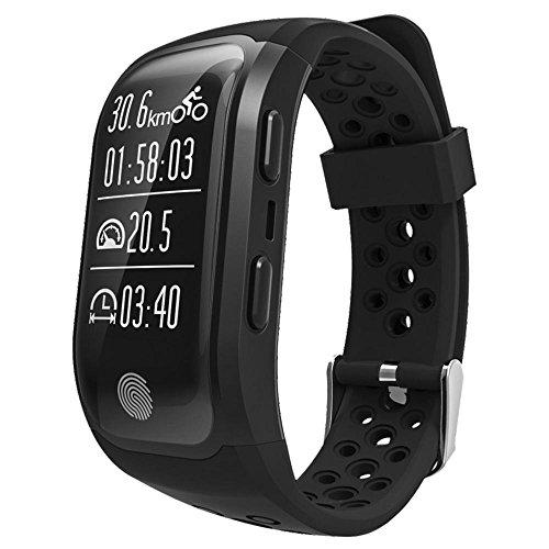 Teepao GPS Laufen Schwimmen Smart Outdoor Sports Männer und Frauen Uhr IP68 Wasserdichte Fitness Tracker Smart Bands Für Iphone & Android