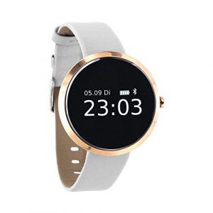 X-WATCH SIONA XW FIT │Damen Fitness Armband – Activity Tracker für Android und iOS Smartwatch