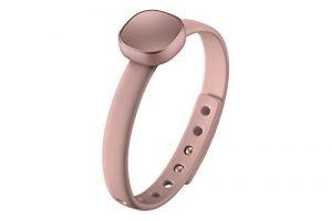 Samsung Charm, Aktivitäts-Tracker mit LED-Anzeige – Rose Quartz