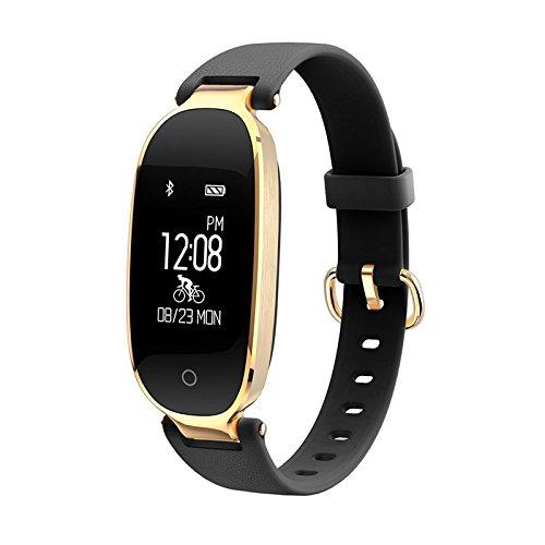 techcode fitness tracker smart watch bluetooth. Black Bedroom Furniture Sets. Home Design Ideas