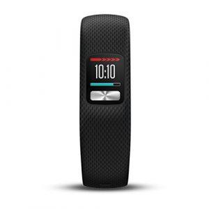 Garmin vívofit 4 Fitness Tracker, personalisierbares Farbdisplay, Schlankes Design, bis zu 1 Jahr Batterielaufzeit, 010-01847-10