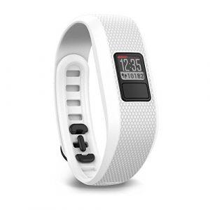 Garmin vívofit 3 Fitness-Tracker – 24/7 Activity Tracker, 1 Jahr Batterielaufzeit, Tagesziele, wasserdicht bis 5 ATM, hochauflösendes Display