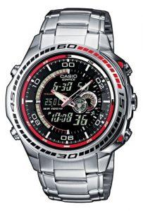 Casio Edifice Herren-Armbanduhr EFA-121D-1AVEF