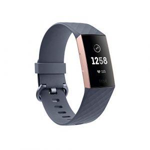 Fitbit Charge 3 Der innovative Gesundheits- und Fitness-Tracker S/M und L/XL
