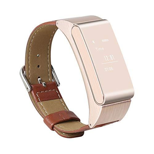 Hope Fitness Armband Uhr mit Pulsmesser, LATEC Fitness Tracker Beantworten Sie den Anruf