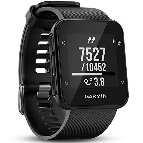Garmin Forerunner 35 GPS-Laufuhr, Herzfrequenzmessung am Handgelenk, Smart Notifications, Lauffunktionen