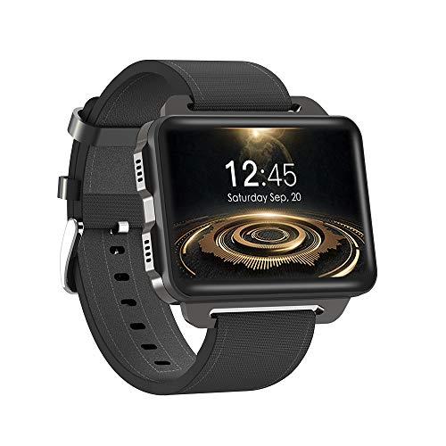 Festnight Smart Watch Gesundheit & Fitness Sportuhr 2.2inch IPS-Bildschirm Lange Akkulaufzeit Android 5.1 Schrittzähler Pulsmesser Unterstützung WiFi Nano SIM-Karte